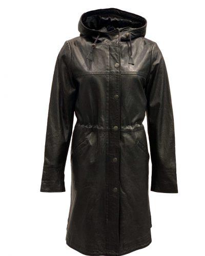 dames leren jas driekwart steffie bestellen