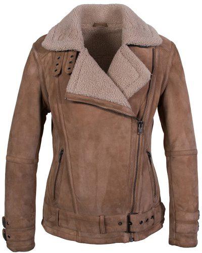 Mooie dames lammy coat