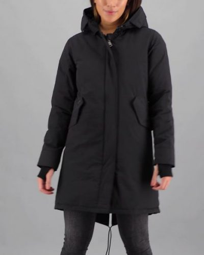 AIRFORCE DAMESJAS BASIC FISHTAIL LONG PARKA