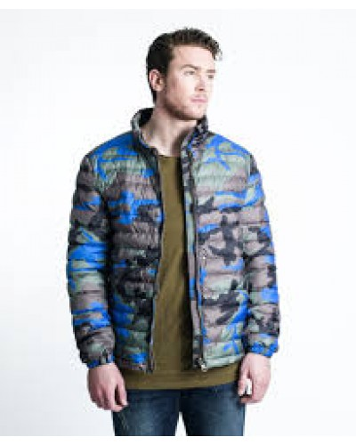 AIRFORCE JACKET PADDED CAMO
