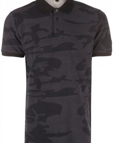 Airforce Camo True Black zwart heren Polo - 2017