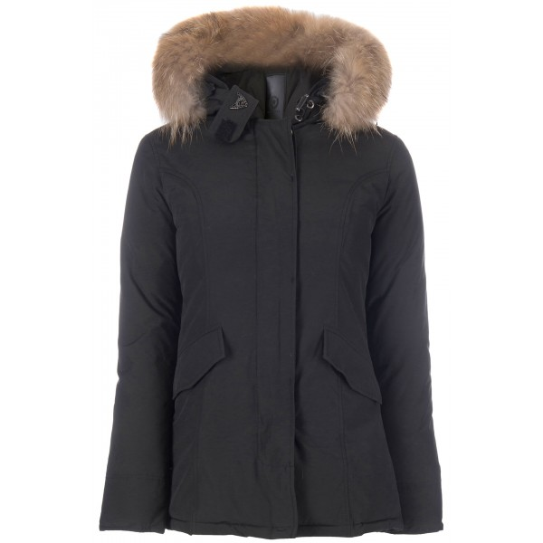 Airforce Classic Parka 2 pocket zwart