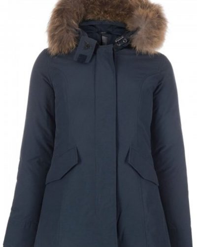 Airforce Dames Winterjas - 4 Pocket Classic Parka RF - Indigo Blue