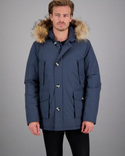 Airforce Heren Winterjas - Classic Parka RF - Indigo Blue