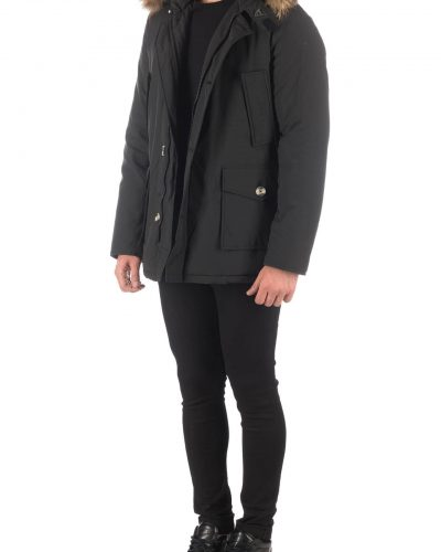 Airforce Heren Winterjas - Classic Parka RF - True Black
