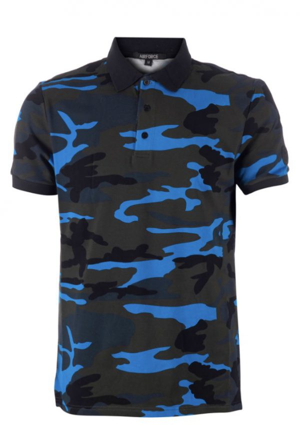 Airforce POLO CAMO
