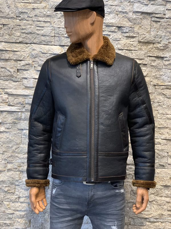 Lammy coat heren jas