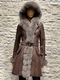 Lammy coat parka bruin