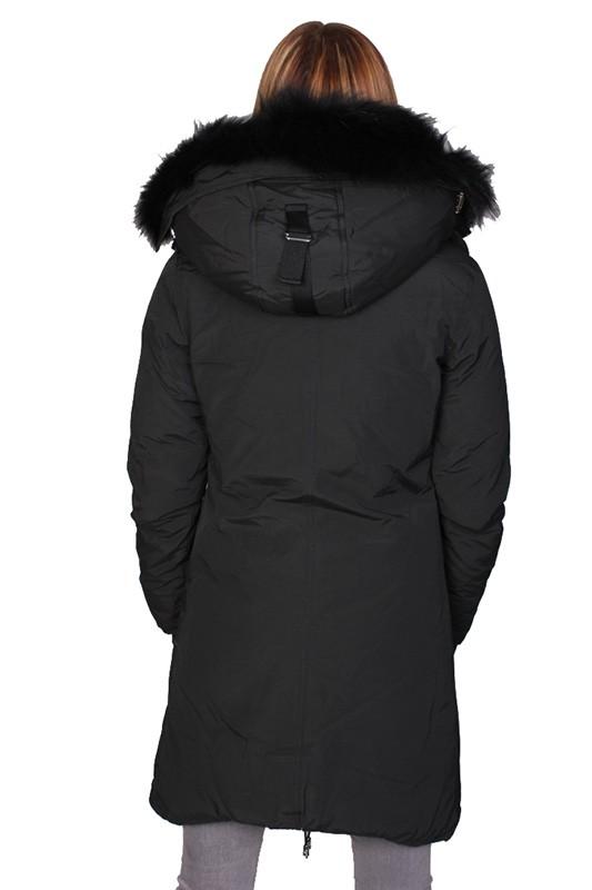 Airforce – Winterjas – zwart LUXURY FISHTAIL TTT OWB16W1696-TTT Winterjas bestellen