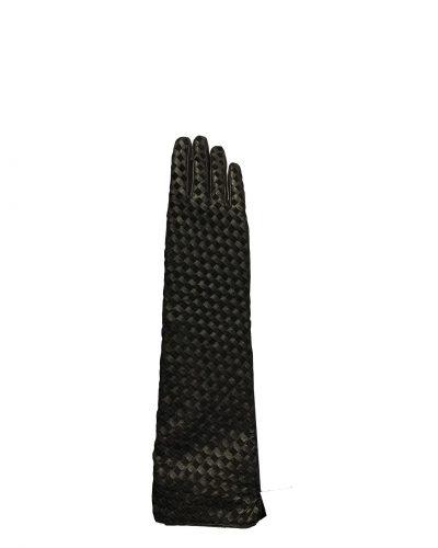 Lange leren dames handschoenen laimbock- Manoka bestellen